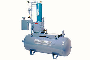 Packaged Propane Air Mixing System with Venturi Mixer - 4