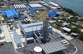 LPG Power Generation Infrastructure - Engineering Construction