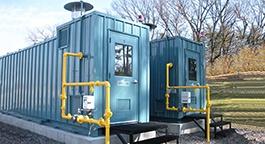 Propane Water Bath Vaporizers