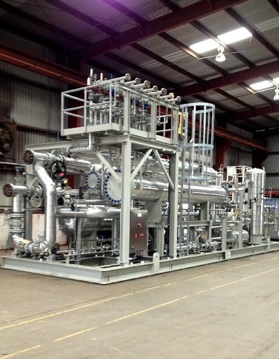 STABILIZER - 10,000 BBL Stabilizer - Engineering Fabrication 2