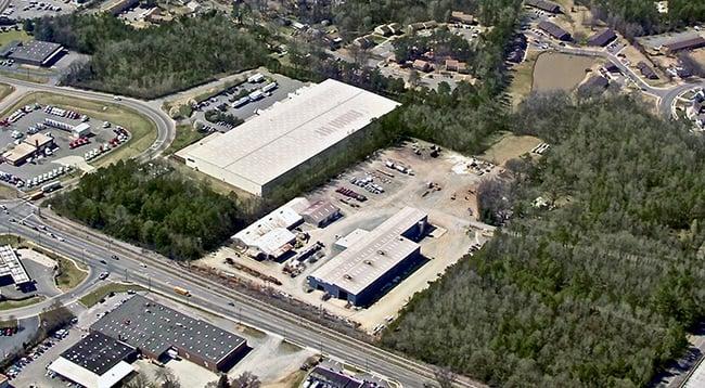 TransTech - Charlotte - North Carolina - Fabrication Facility_