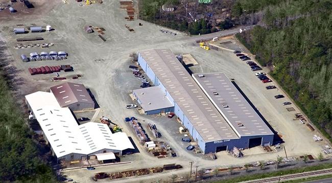 TransTech - Charlotte Fabrication Facility_