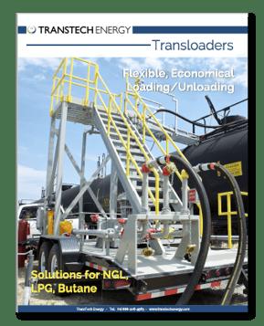 Transloading Solutions for NGL, LPG, Propane, Butane - Free Brochure - download now