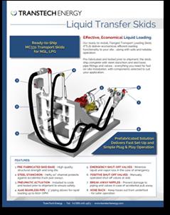 Liquid Transfer Skids Brochure