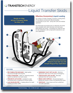 Liquid Transfer Skids Brochure
