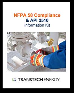 NFPA 58 API 2510 Information Kit