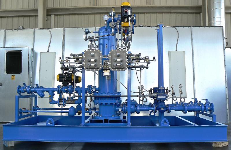 LPG_Propane_Butane_Vertical_Steam_Vaporizers