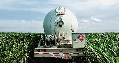 Propane Storage for Agriculture