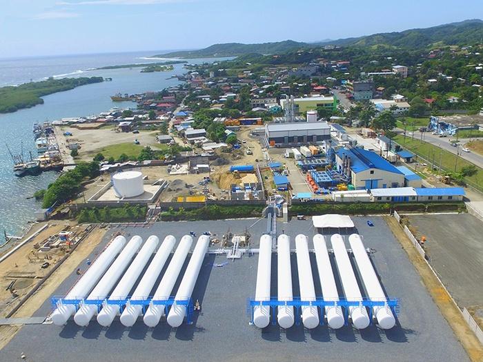Bulk Storage Facility for lPG Power Generation