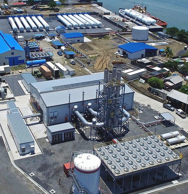 10 LPG & LNG Power Generation Infrastructure EPC-1