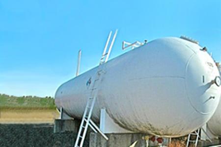 18,000 Gallon Used ASME Pressure Vessel for Sale