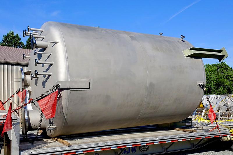 2 - ASME Pressure Vessel Fabrication Services-1