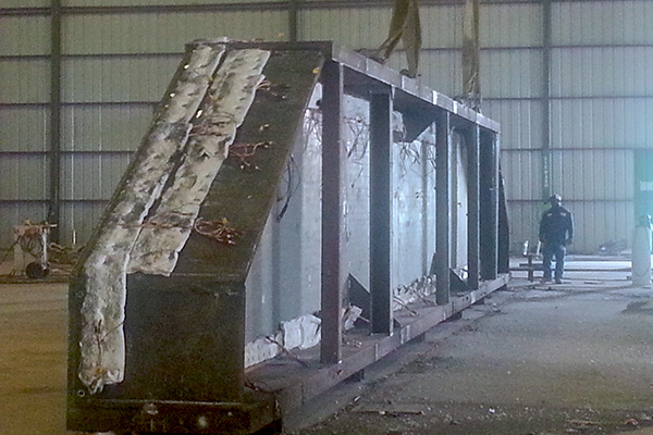 2 - Custom Aerospace Equipment Fabrication - Stainless Steel - Duplex - Carbon Steel - Nickle Alloy