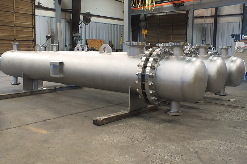2 - Heat Exchangers Engineering Fabrication Services