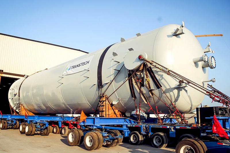2 - Super Size Pressure Vessel Fabrication Services