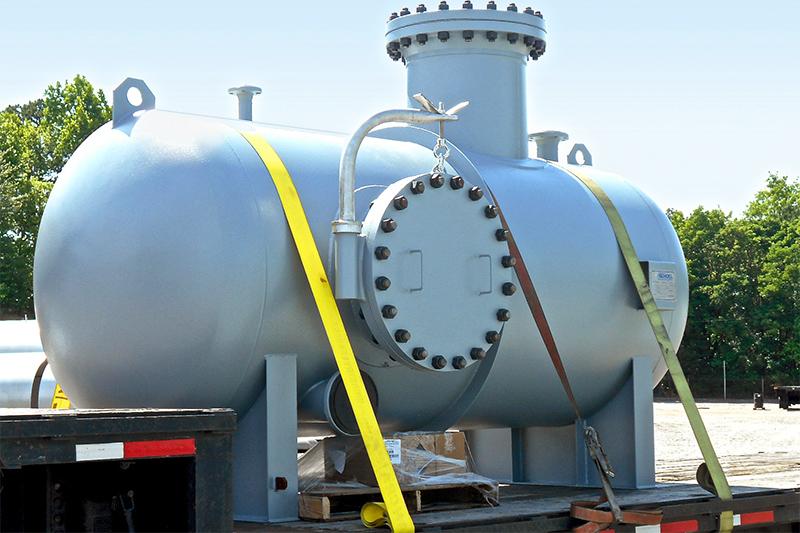 3 - Custom ASME Pressure Vessel Fabrication Services EPC 2
