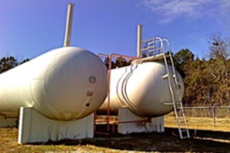 30 K LPG Propane Storage Tank for Sale