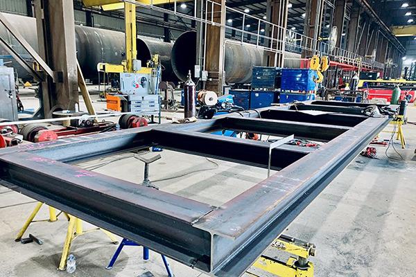 4 - Aerospace - Custom Skid Fabrication_2