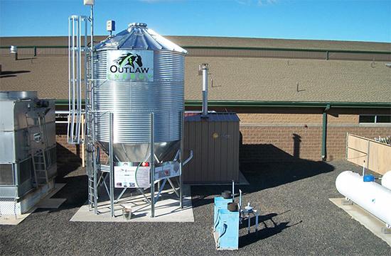 4 - Woody Biomass - Engineering Fabrication - Installation_