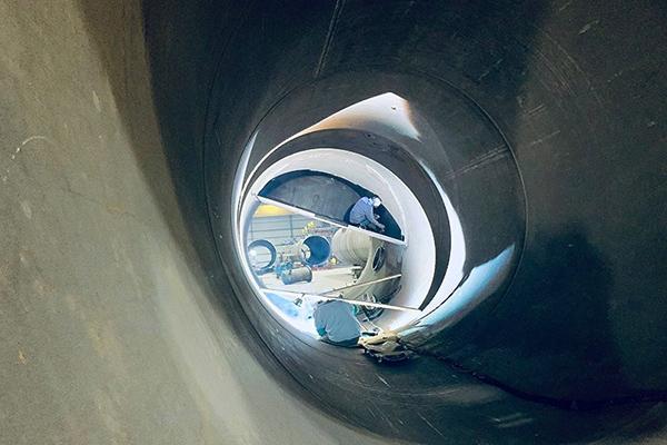 5 - Custom Steel Fabrication - Space - Aeronautics - Defense