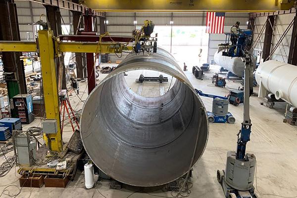 6 - Aerospace - Space _Piping - Cylinders - Wind Tower Pillars - ASME Pressure Vessels -