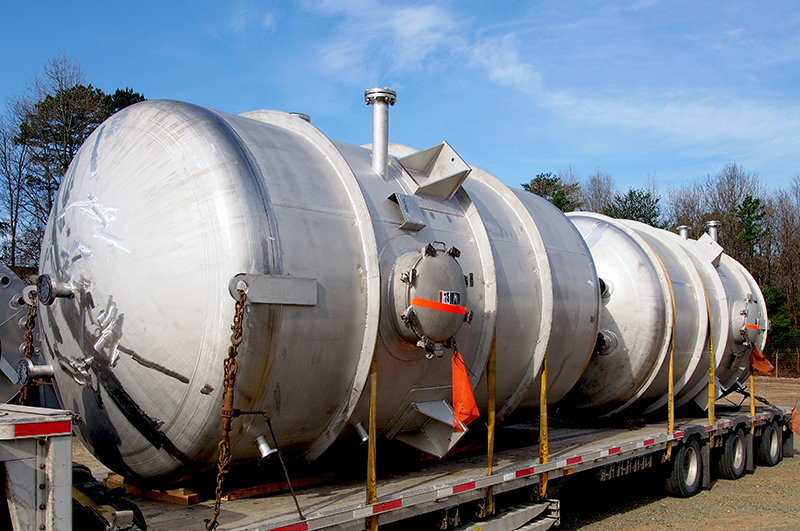 7 - ASME Pressure Vessels - Custom Fabrication