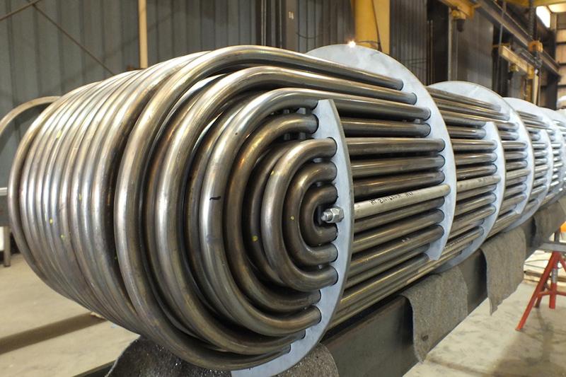 7 - U-tube Heat Exchanger Fabrication