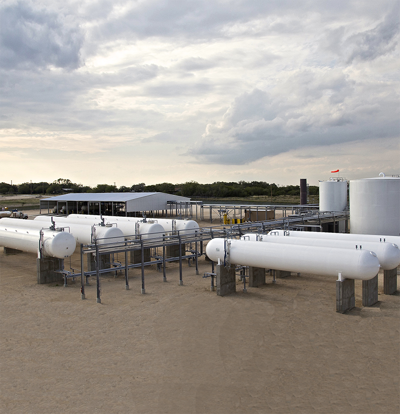 8 - NGL Storage & Handling - Tanks Terminals Liquids Transfer