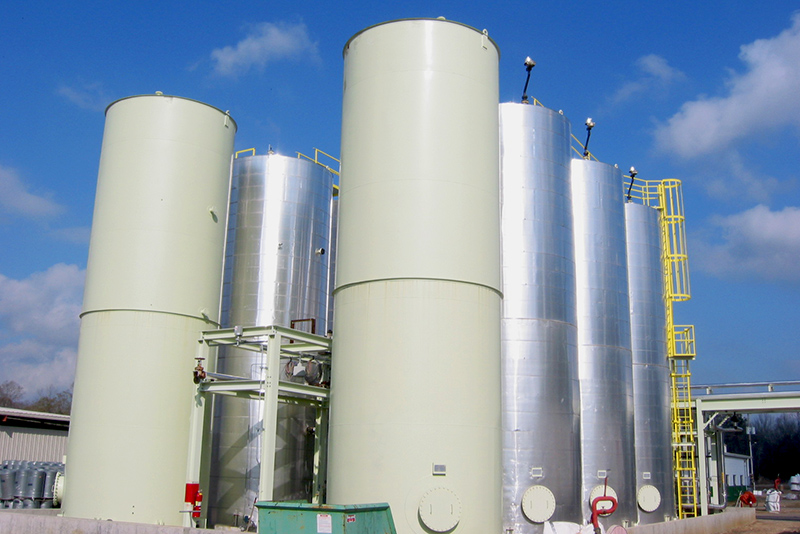 API Storage Tanks Engineering Fabrication