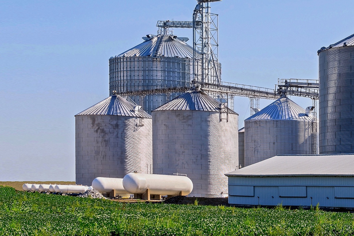 2 - Propane Powered Grain Drying - Propane Storage Tanks for Sale.jpg