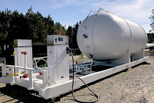 BioDME-Propane - Blending - Storage Transfer - Engineering Fabrication