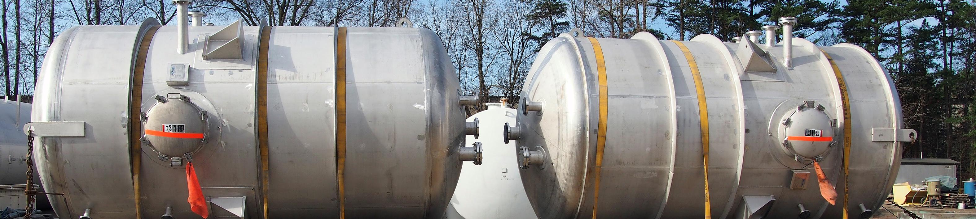 Custom ASME Pressure Vessel Engineering banner