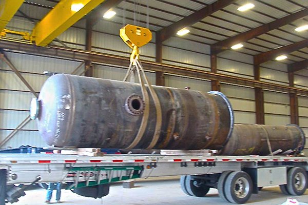 Heavy Wall Vessel - Custom ASME Fabrication_
