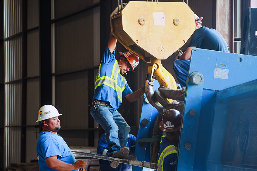 Large Capacity ASME Pressure Vessel Fabrication Services