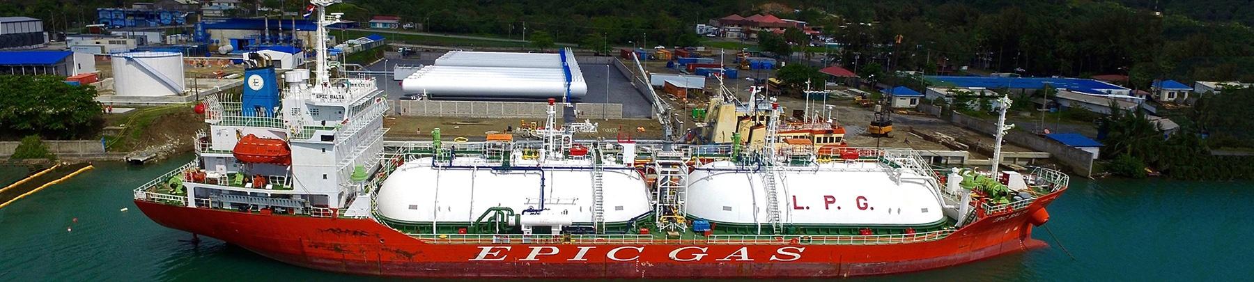 Tanques de almacenaje y Terminales de líquidos de gas natural (LGN) y terminales de propano (GLP) - construcción de ingeniería.jpg