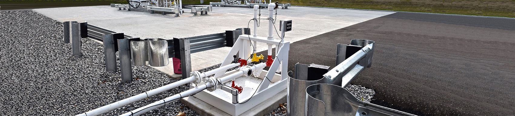 LPG, NGL Propane Bulkheads, Loading Skids | TransTech Energy