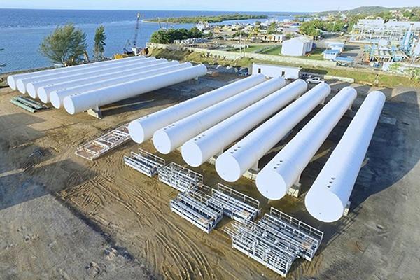 9 - LPG Tanks - Marine Import Terminal - Modular Construction - Prefabricated - Engineering Construction EPC.jpg
