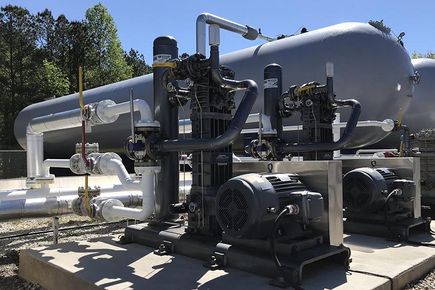 NGL LPG Propane Butane Storage & Handling Equipment