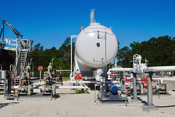 NGL Pumps & Compressors - Piping Installation Startup