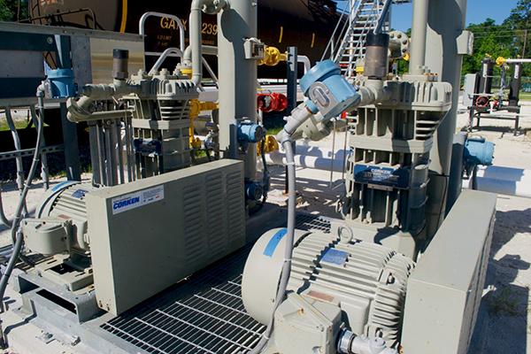 Natural Gas Liquids - Pumps & Compressors - Transloading Operations