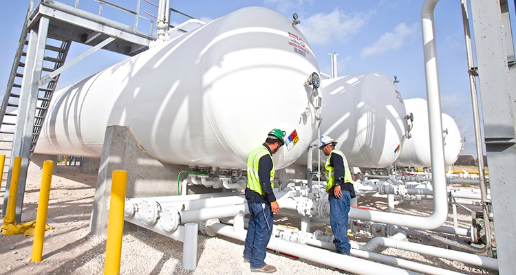 Downstream Solutions for LPG Propane Storage & Distribution