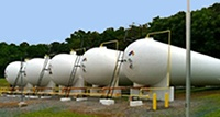 Used LPG Storage Tanks for Sale