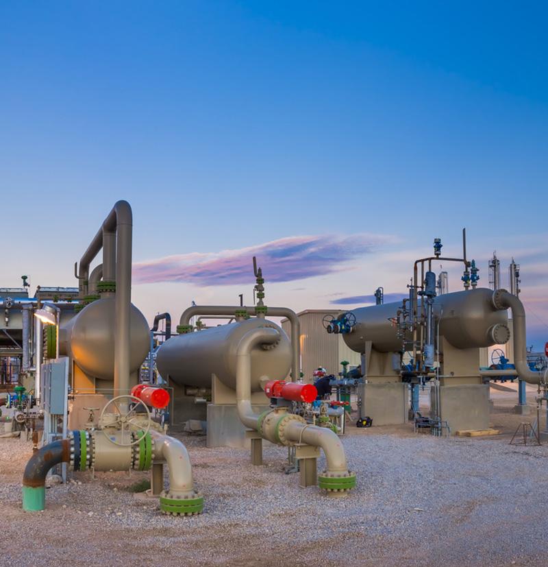 Oil & Gas Vessels & Equipment Fabrication