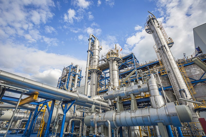 Petrochemical Industry Vessels & Equipment Engineering Fabrication EPC