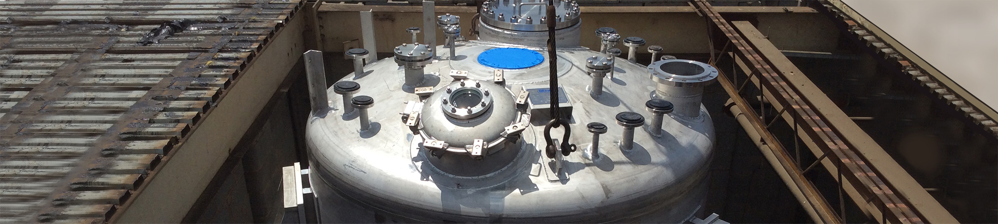 Reactors Engineering Fabrication Services