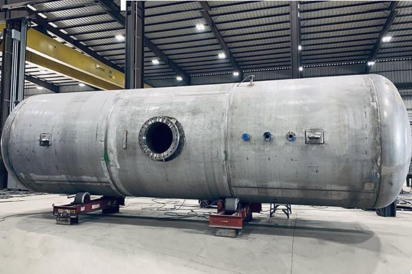 Stainless Steel ASME Pressure Vessel Fabrication