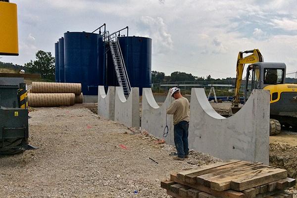 1 - Precast Concrete Piers for LPG Propane NGL Storage Tanks .jpg