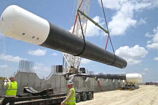 10 - Propane Storage Tank Concrete Piers - Installation Services.jpg