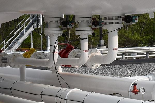 4 - LPG Propane Butane Storage Tanks - Tank Trim - Valving and Instrumentation.jpg