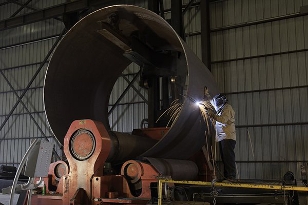 Welding for Custom NGL ASME Storage Tank Fabrication Services